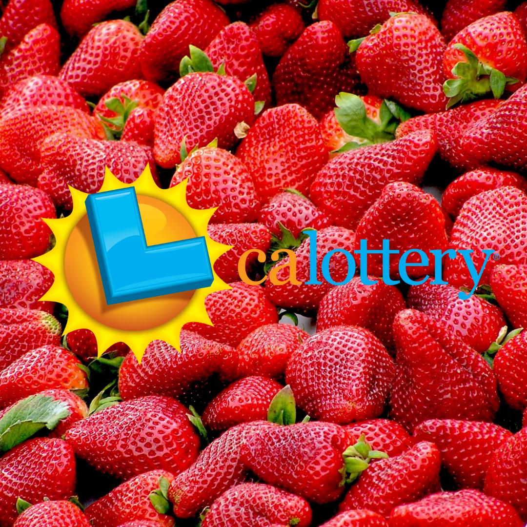 BREAKING NEWS: Don't miss out on getting your Scratchers before anyone else! Join us this weekend at the @CAStrawFestival in Oxnard where you'll have the chance to play our NEW Scratchers before anyone else! Click here for more info: https://www.calottery.com/happenings/events/strawberry-festival… #CAStrawberryFestival