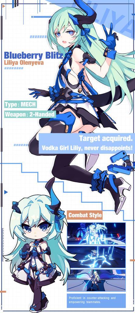 Honkai Impact 3rd on Twitter: