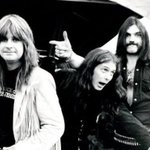 Image for the Tweet beginning: with Lemmy & Fast Eddie