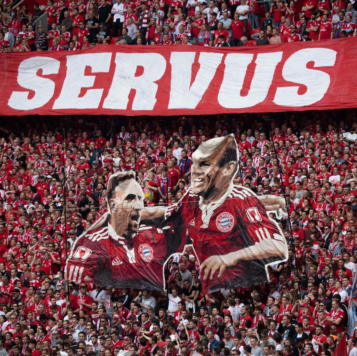 Squawka News's photo on Bayern
