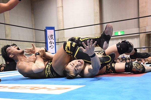 """NJPW: """"Best of the Super Jr. 26"""" Días 5 y 6 Dragon Lee y Bandido suman 3"""