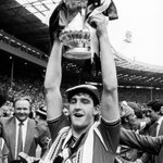 Image for the Tweet beginning: 18th May 1985: Norman Whiteside