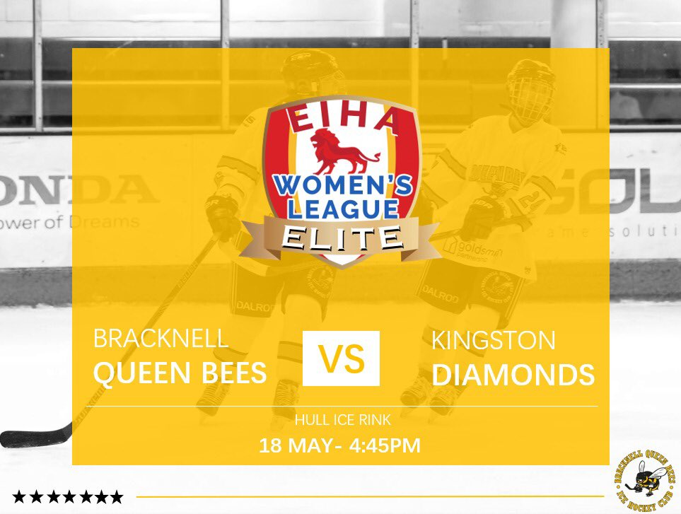 Bracknell Queen Bees IHC's photo on game day
