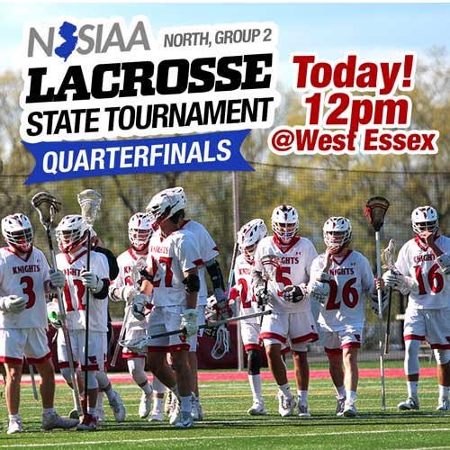 West Essex Boys Lacrosse's photo on game day