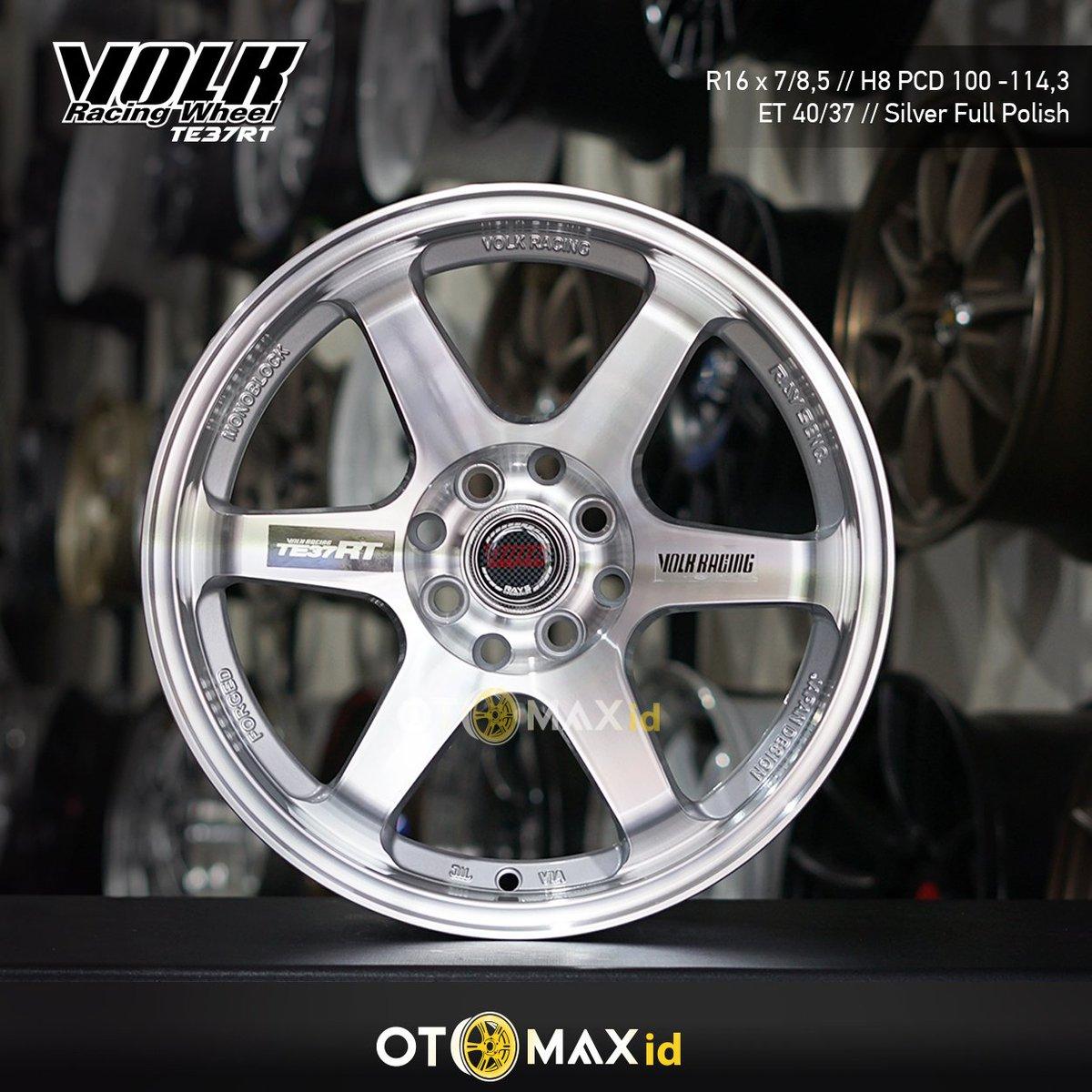 Sinar Otomax On Twitter Velg Mobil Volk Te37 Ring 16