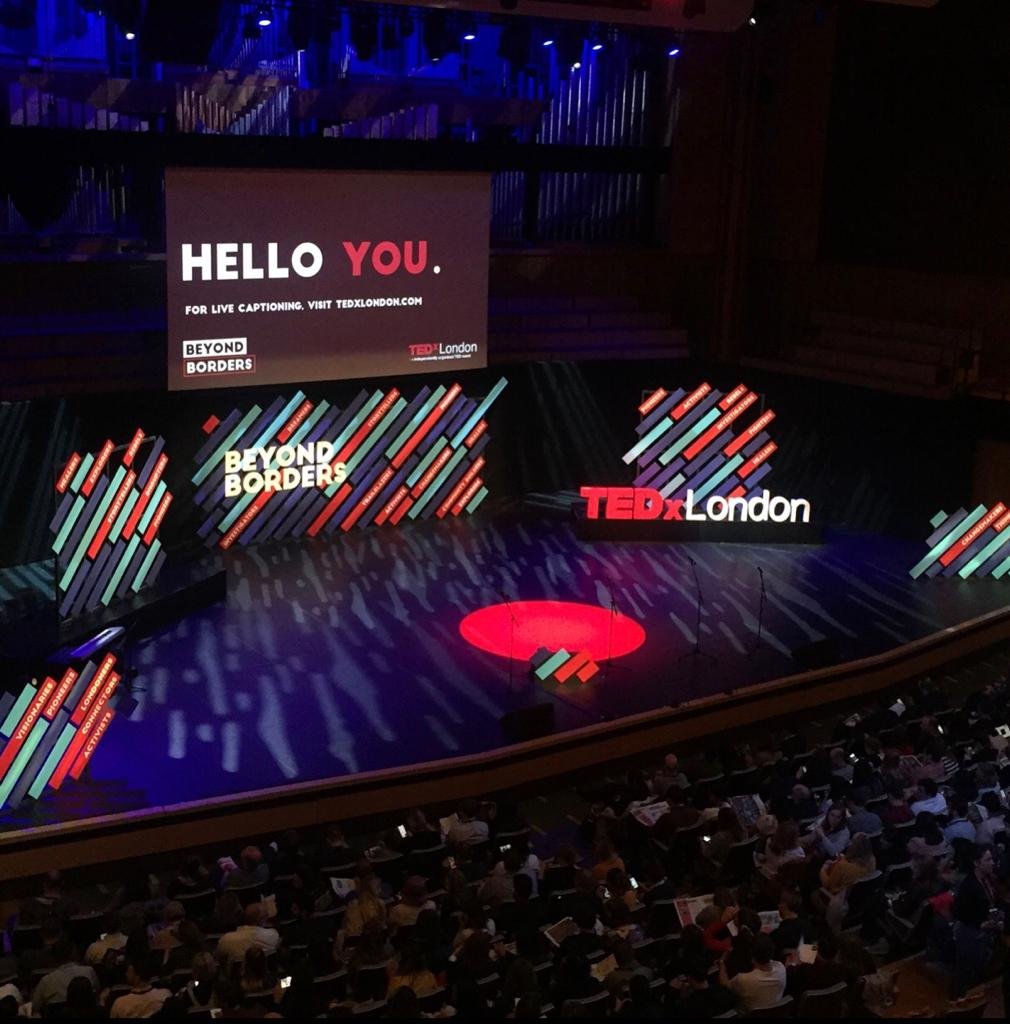 We're proud to sponsor the sold out @tedxlondon #BeyondBorders today. Join the live stream of this festival of ideas, seeking to solve society's challenges, promote innovation & celebrate what tomorrow brings #ProgressMakers https://on.citi/2JOq13Q