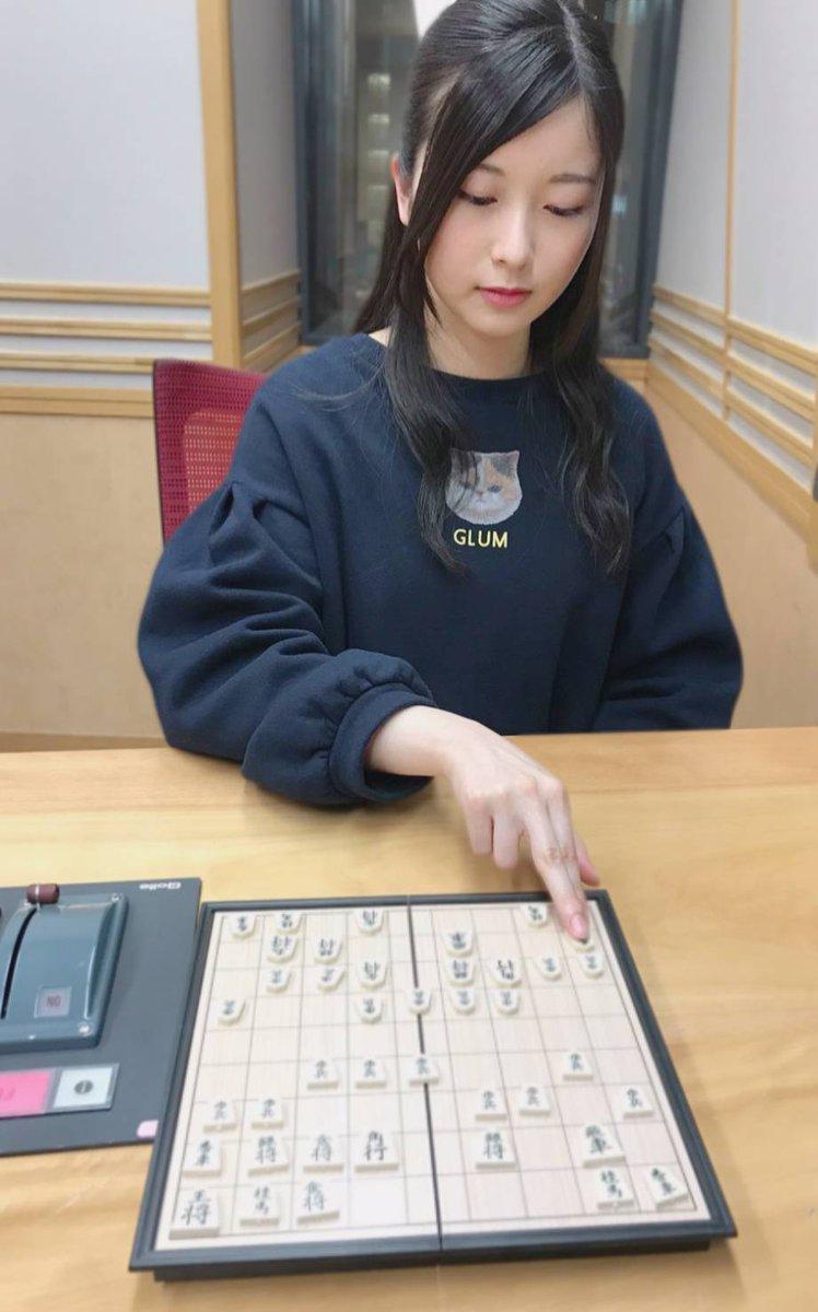 アニメのラジオが超好評の佐々木琴子ちゃんが将棋を指した結果→美し過ぎると話題に