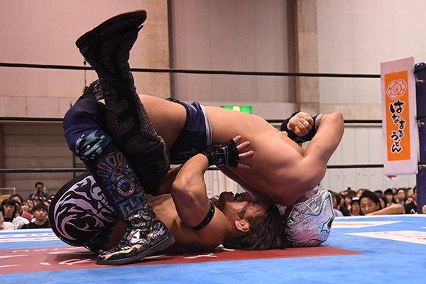 """NJPW: """"Best of the Super Jr. 26"""" Días 5 y 6 Dragon Lee y Bandido suman 5"""