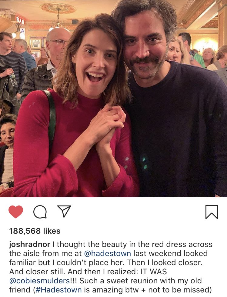 Any #HIMYM super fans would get this - I'm just surprised my comment on @JoshRadnor's post has over 2,000 likes! #TedAndRobinForever<br>http://pic.twitter.com/Fz2wSGhDRB