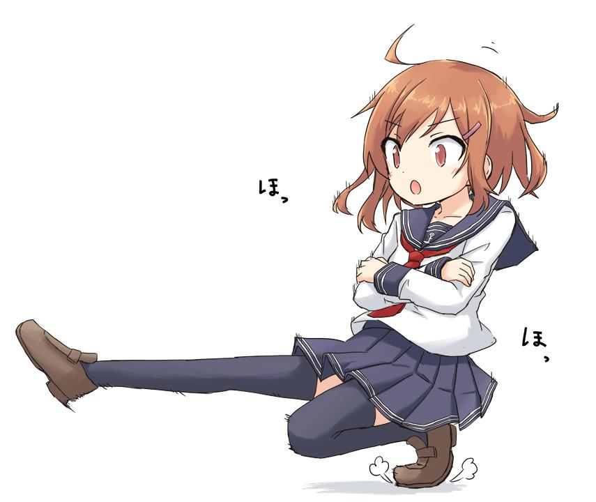 コサックダンス六駆