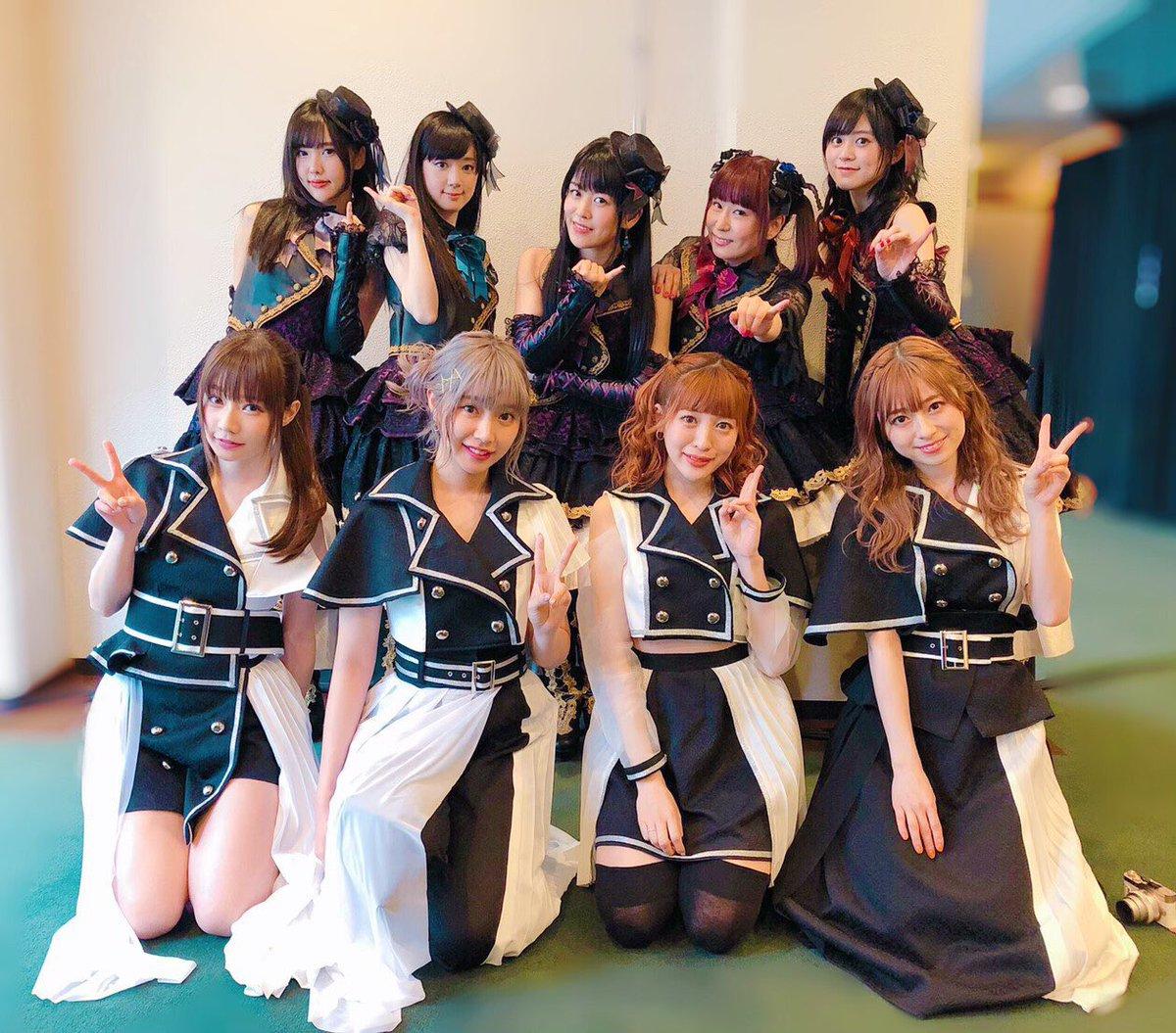 「NO GIRL NO CRY」ありがとうございました!初ドーム、最高の景色でした!!明日は舞浜でトークイベントです⚡︎よろしくね〜〜 #ngnc