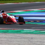 .@CIFormula4 High five for Gianluca #Petecoff starting from pole position in Race-1 @circuitomisano. Looking forward to the action on track today at 4.40 PM (local time). #FDA @PREMA_Team