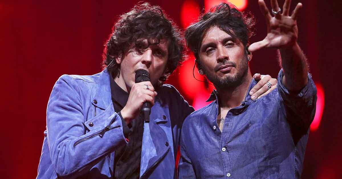 In bocca al lupo @Mahmood_Music per la finale di stasera dell@Eurovision! Che consigli dai a Mahmood? Di godersi il momento, è un consiglio che darei a tutti. Non pensate alla classifica, sono cose che non tornano più. È un momento unico. #Eurovision #Eurovision2019 #ESCita