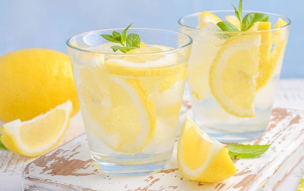 Похудеть от сока лимона