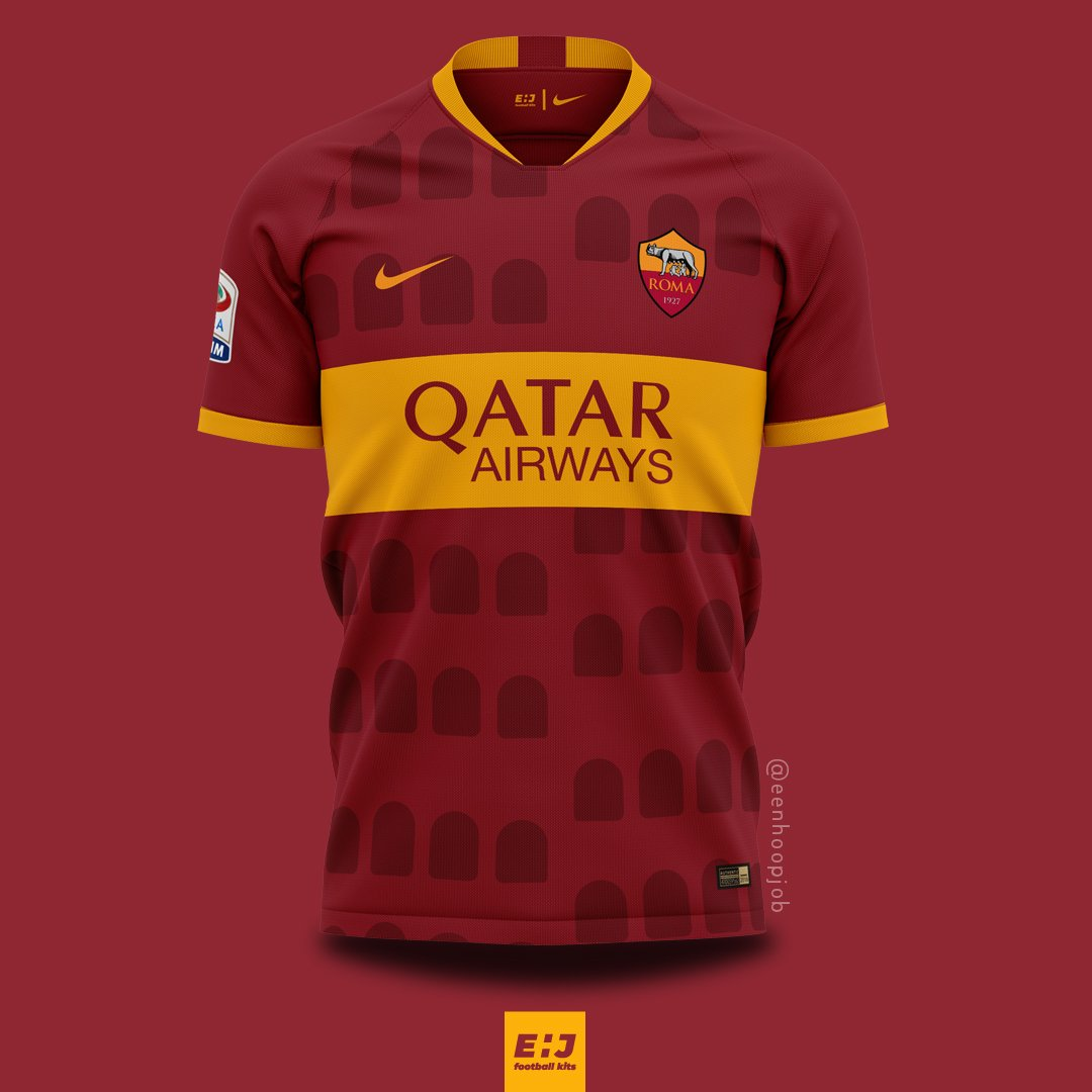 a5f9ee2c1 Thoughts about these designs   asroma  rome  asromaultras  asroma1927   giallorossi  nike  nikesoccer  OfficialASRomapic.twitter.com 3mnxeeB2vi