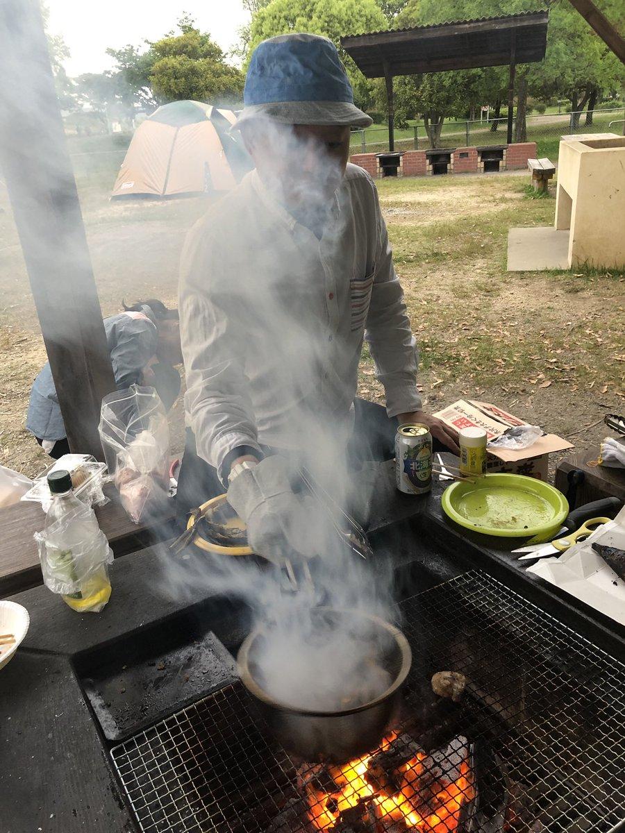 test ツイッターメディア - うまいこといきました。 ダイソーのステンレスフライヤー。200円。  鶏肉の炭火焼きに挑戦しました。 鶏肉は地鶏ではなく普通の鶏肉。 味付けはシンプルにクレイジーソルトのみ。 でもいい。  https://t.co/9ErZuIjaH6  #ダイソー #ステンレスフライヤー #アウトドア #キャンプ #バーベキュー https://t.co/6wiDZCrVyW