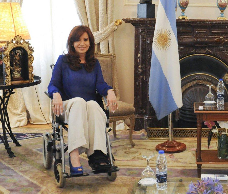 Cristina predijo a la Cristina Vice