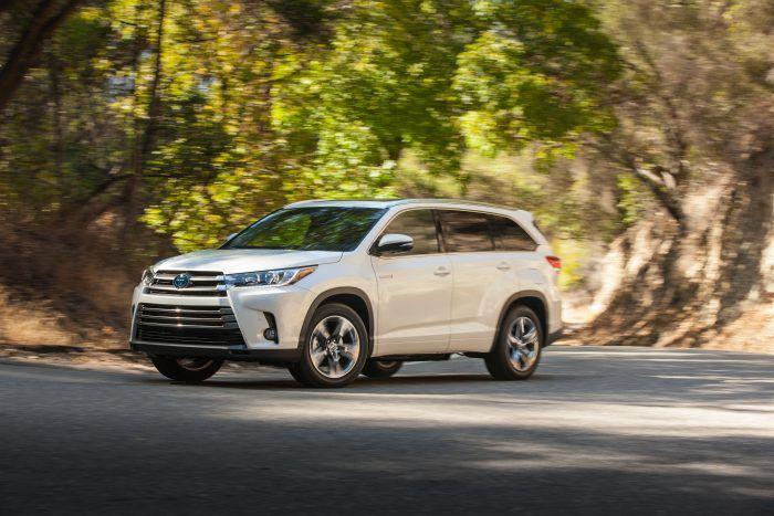 2018 @Toyota Highlander Hybrid Limited Platinum Review https://lttr.ai/CajO