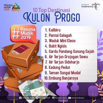 Pesona Mudik Yogyakarta 2019