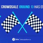 Image for the Tweet beginning: Dear users,  The #Crowdsale (Round