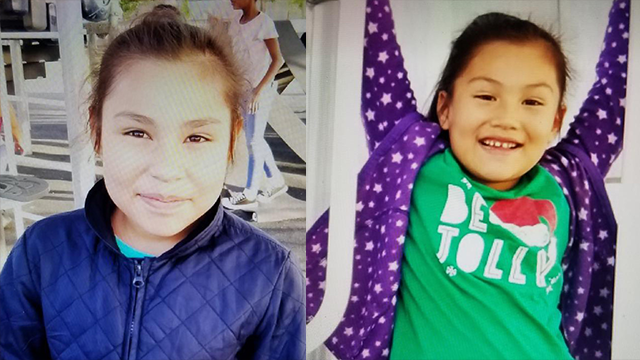 HAVE YOU SEEN THEM? Police searching for 2 sisters reported missing in North Las Vegas http://bit.ly/2JqiR6B