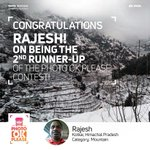 Image for the Tweet beginning: Rajesh from Chandigarh is our