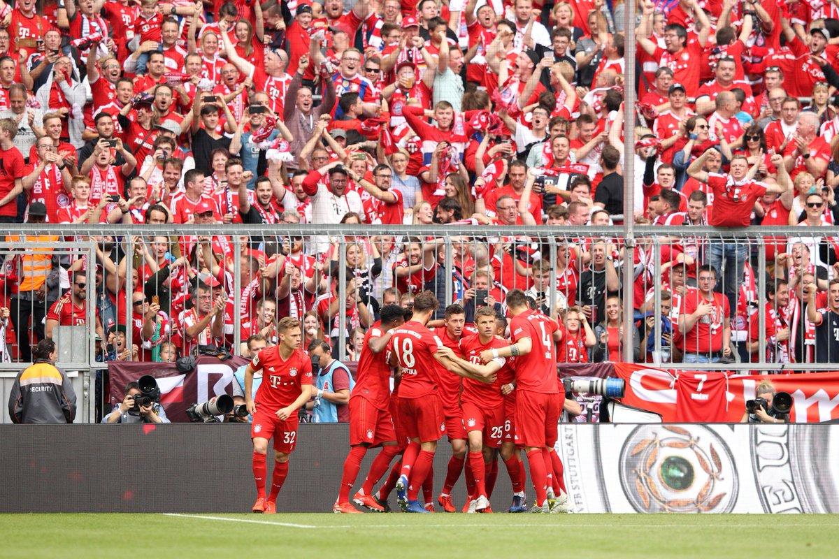 FC Bayern München's photo on Eintracht Frankfurt