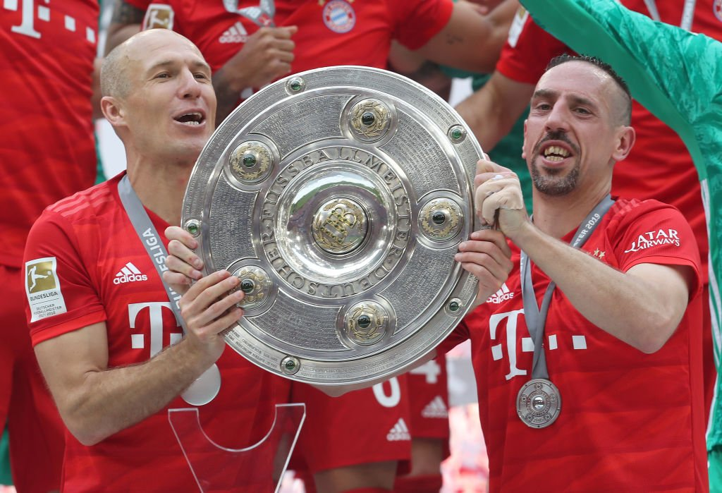BBC Sport's photo on Bayern