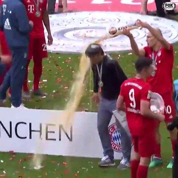 FOX Soccer's photo on Bayern