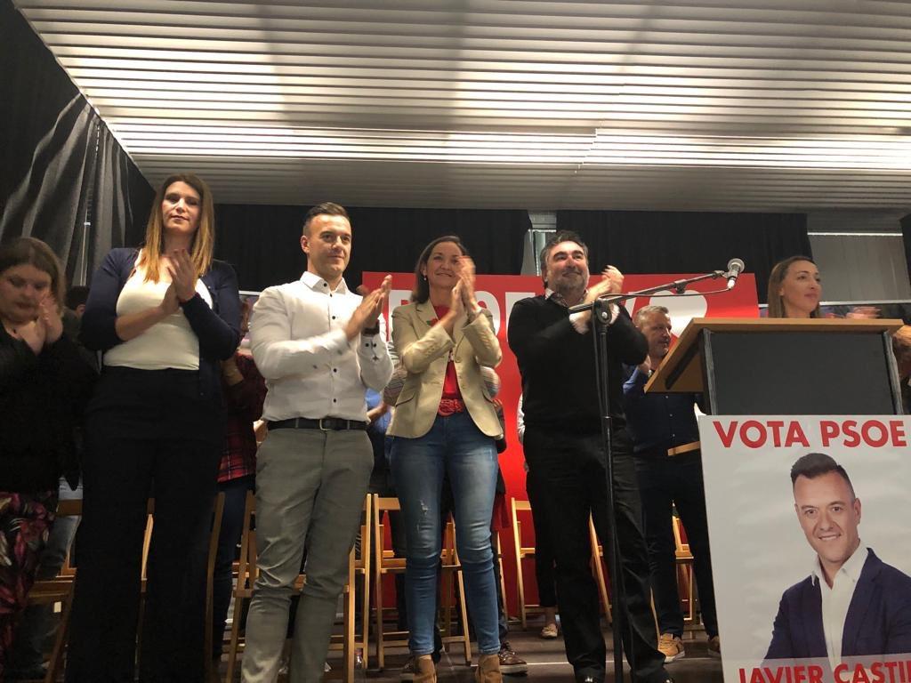 Foto cedida por PSOE Torrejón