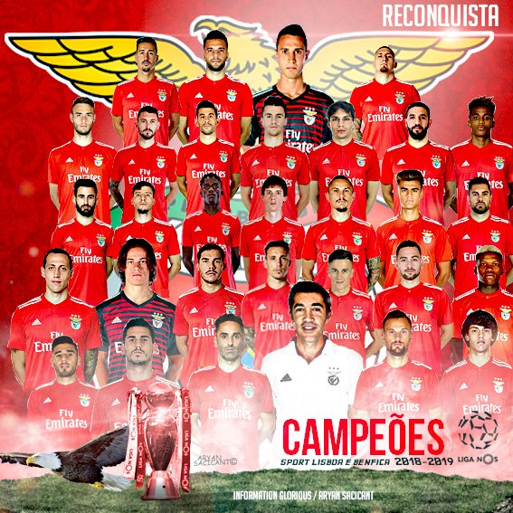 Information Glorious 2's photo on Benfica