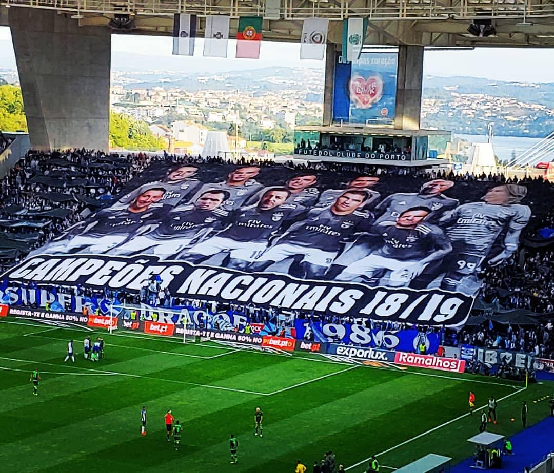 Mundo das Torcidas's photo on Porto