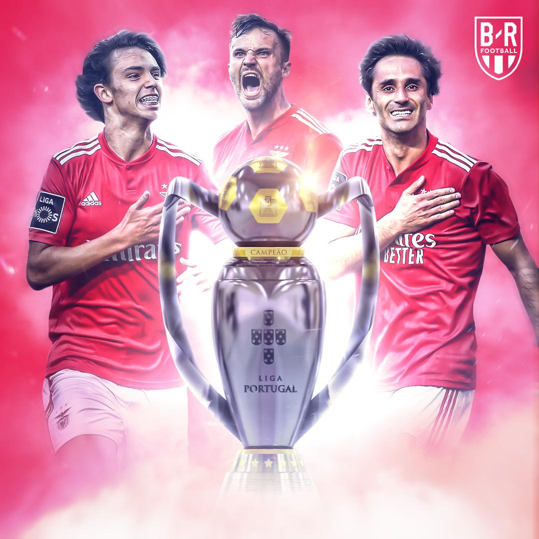 B/R Football's photo on Benfica
