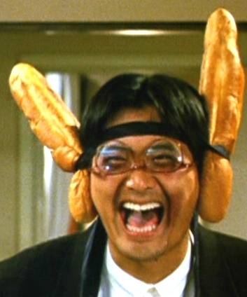 Happy 64th birthday, Chow Yun-fat! He&#39;s Hong Kong&#39;s answer to Cary Grant. <br>http://pic.twitter.com/Q92yfCJM9G