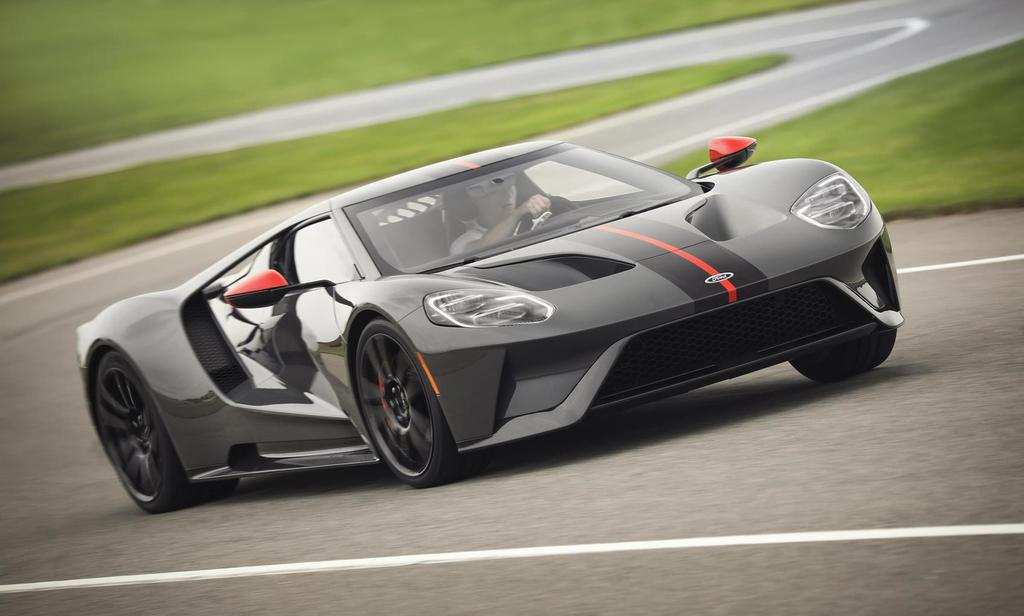 2019 @Ford GT Carbon Series: Velocity Mutants Welcome: https://lttr.ai/CbLW