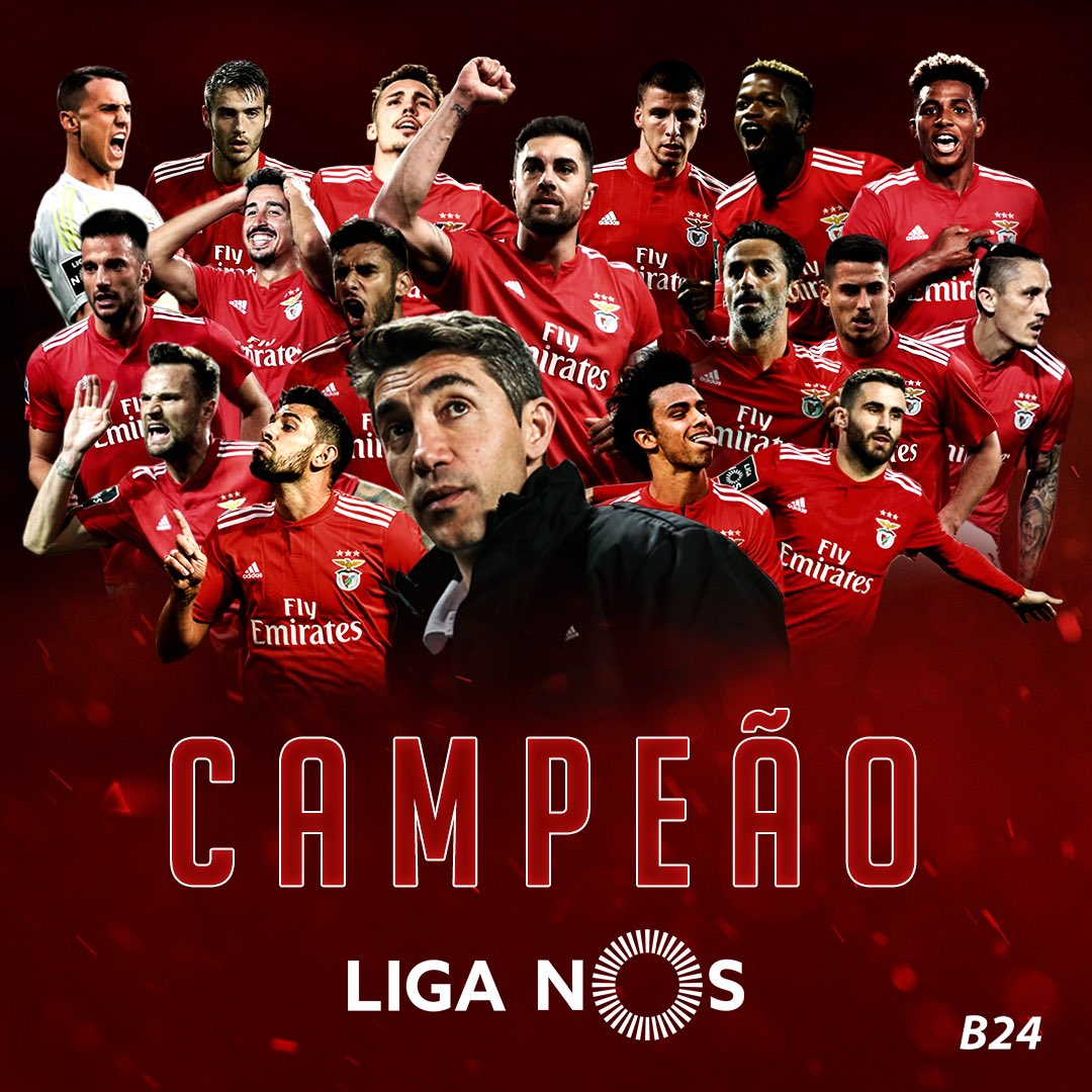 B24's photo on Benfica