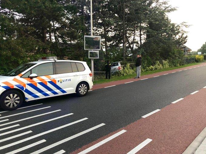Ongeluk aan de Kijckerweg De Lier betreft een auto die van de weg is geraakt. https://t.co/SnC83Tnp9Z