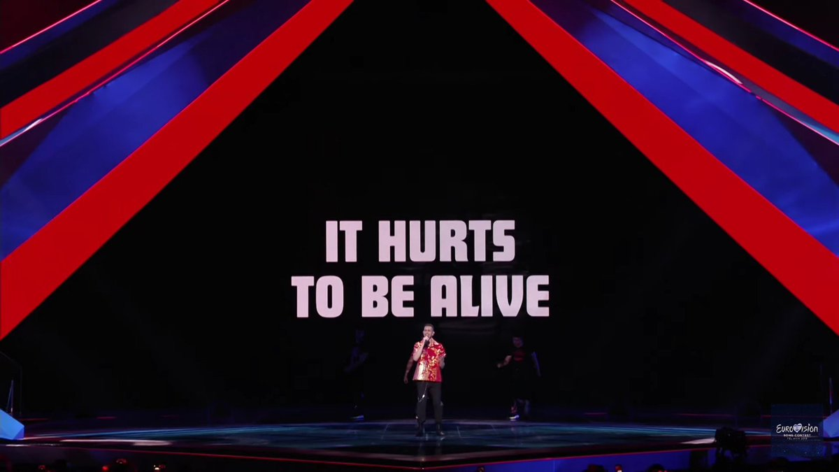 """""""how can you describe san marino performance in a picture?"""" #Eurovision <br>http://pic.twitter.com/pD3lB9CXTh"""