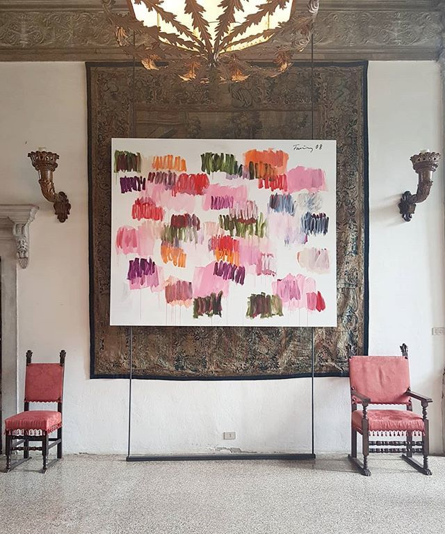 #GüntherFörg #FörgInVenice #PalazzoContariniPolignac #CollateralEvent #BiennaleVenezia @dallasmuseumart #ConteporaryoraryArt #painting https://t.co/AQccGiLqZj