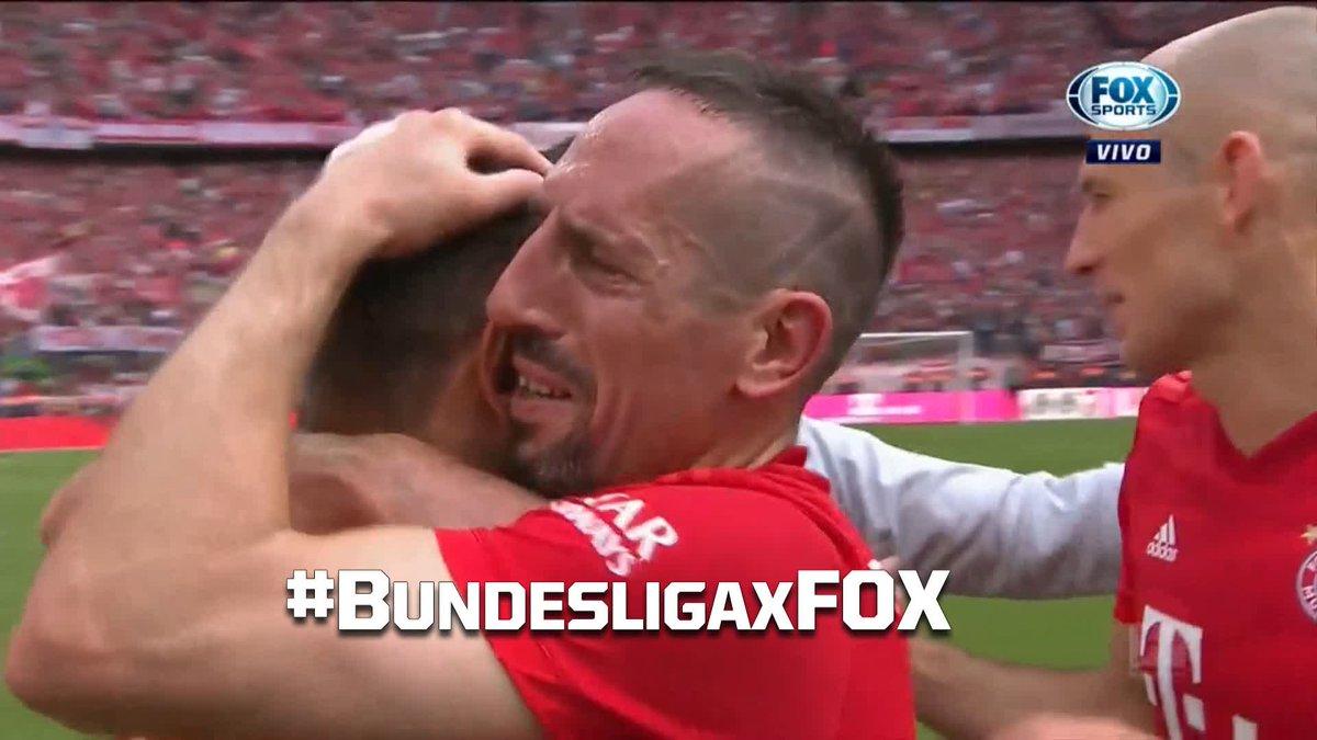 FOX Sports MX's photo on Bayern