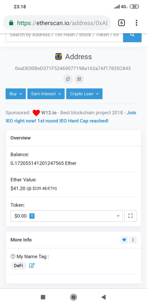 Etherscan io - @etherscan Twitter Profile and Downloader | Twipu