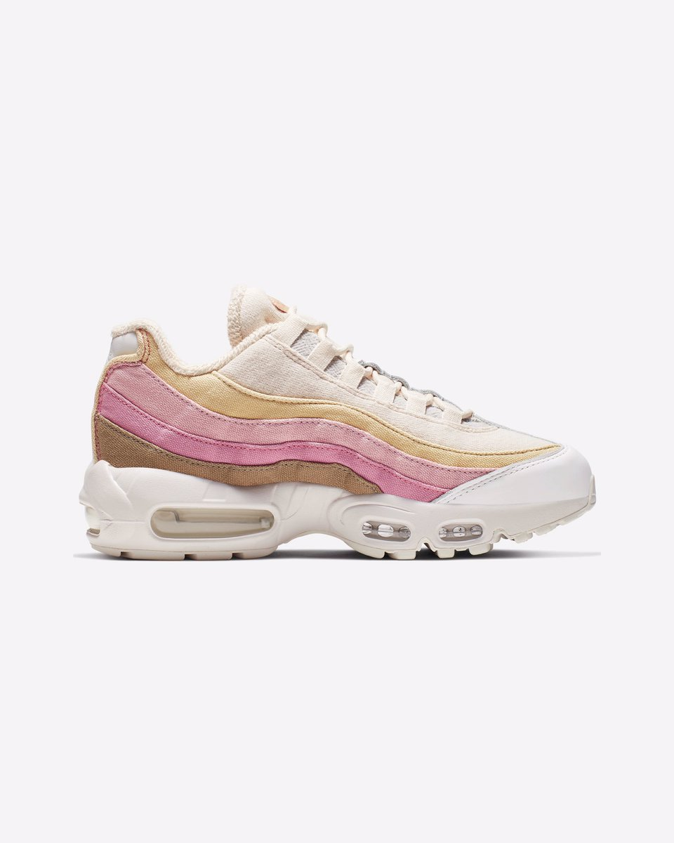 reputable site e5408 146fc Women s Nike Air Max 95  Plant  in  Lemon Wash   Plum Chalk . Now available  online and in-store.pic.twitter.com lSHZMdKl7W