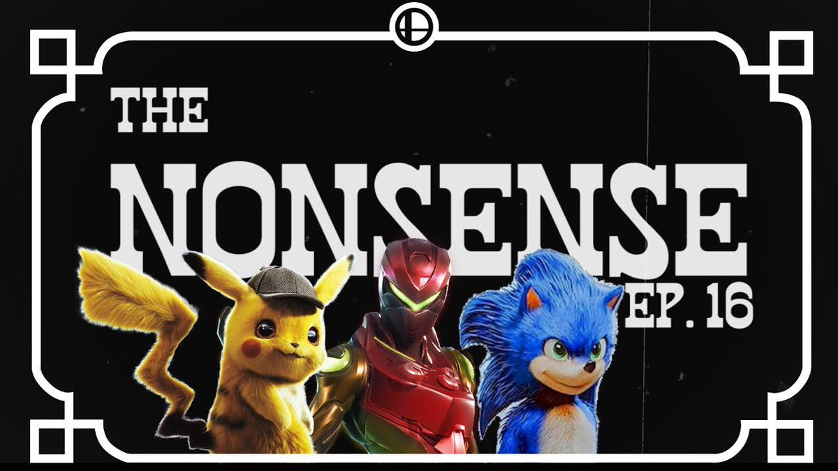 The Smash Bros. Cinematic Universe?? Could this really be a thing?? #DetectivePikacku #SonicLiveAction #SmashBros https://youtu.be/geB4AC28YMYpic.twitter.com/NZZoEbl0LL