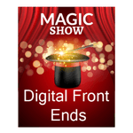 Image for the Tweet beginning: The Magic of Digital Front