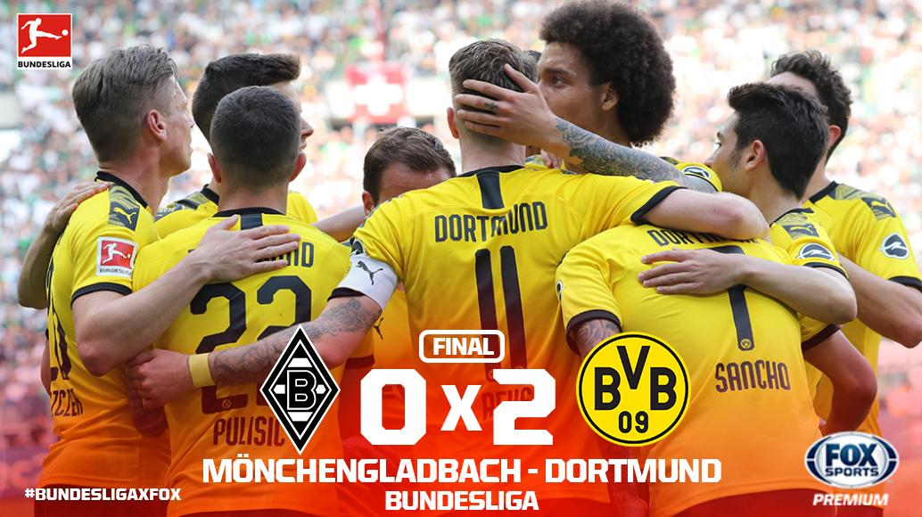 FOX Sports Chile's photo on Gladbach