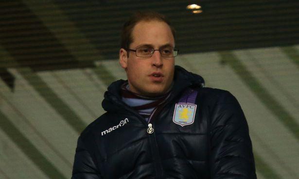 Aston Villa News's photo on Prince William