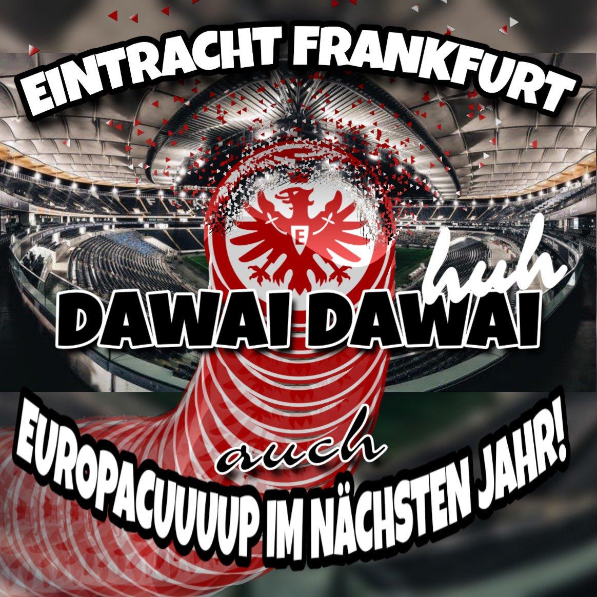 🏁 FRANKFURT SUPPORTER 🏁's photo on #SGEuropa