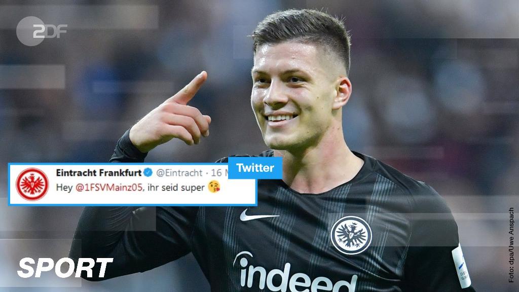 ZDF Sport's photo on Frankfurter