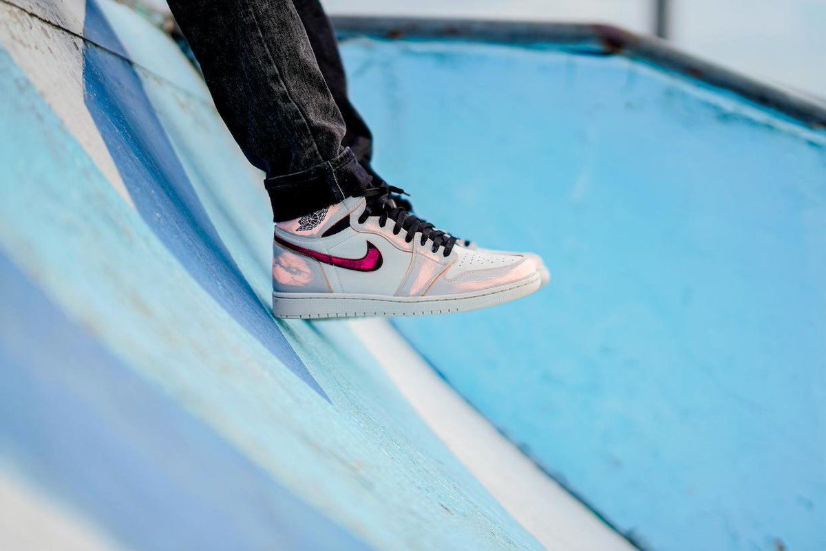huge discount 259ee 6e65d Create Your Very Own Look On The  nikesb x  Jumpman23 Retro 1 High OG   Defiant . Grab Your Pair Next Saturday. http   finl.co tTB  pic.twitter.com EmlrTWvErQ