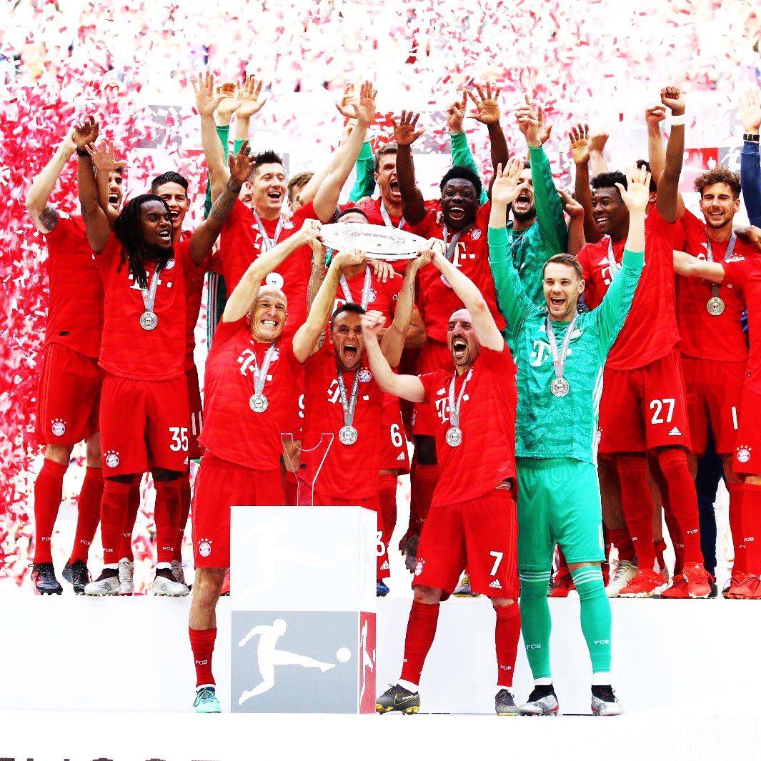 Dosis Futbolera's photo on Bayern